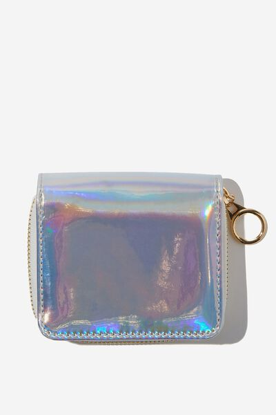 Mini Wallet, IRIDESCENT