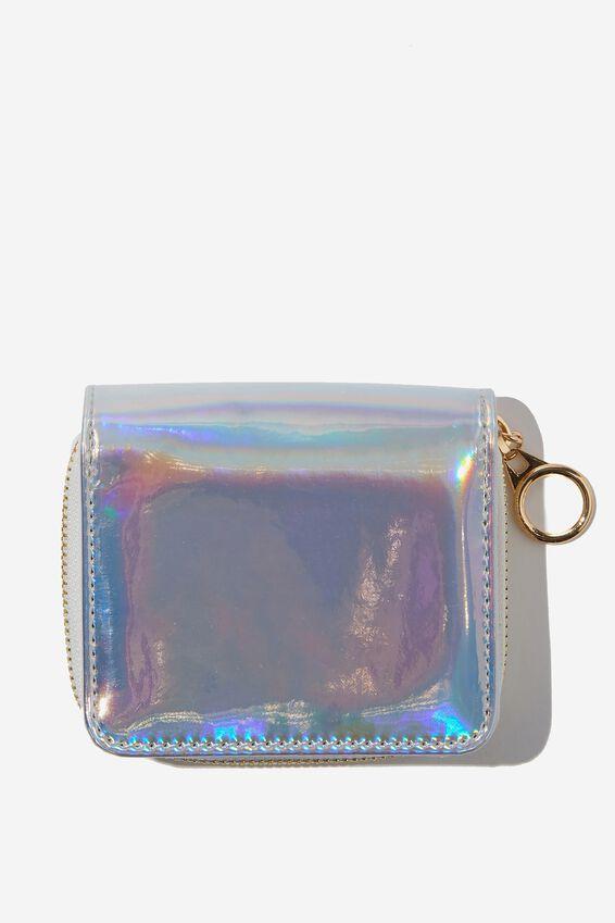 Mini Wallet, IRIDESCENT