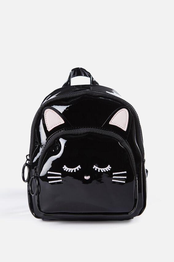 Mini Madrid Backpack, NOVELTY CAT