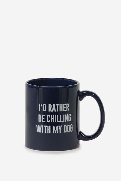 Anytime Mug, DOG