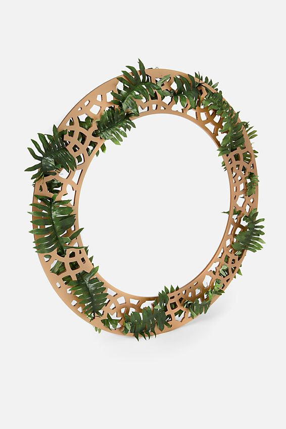 Party Wreath Small, LARGE ROUND
