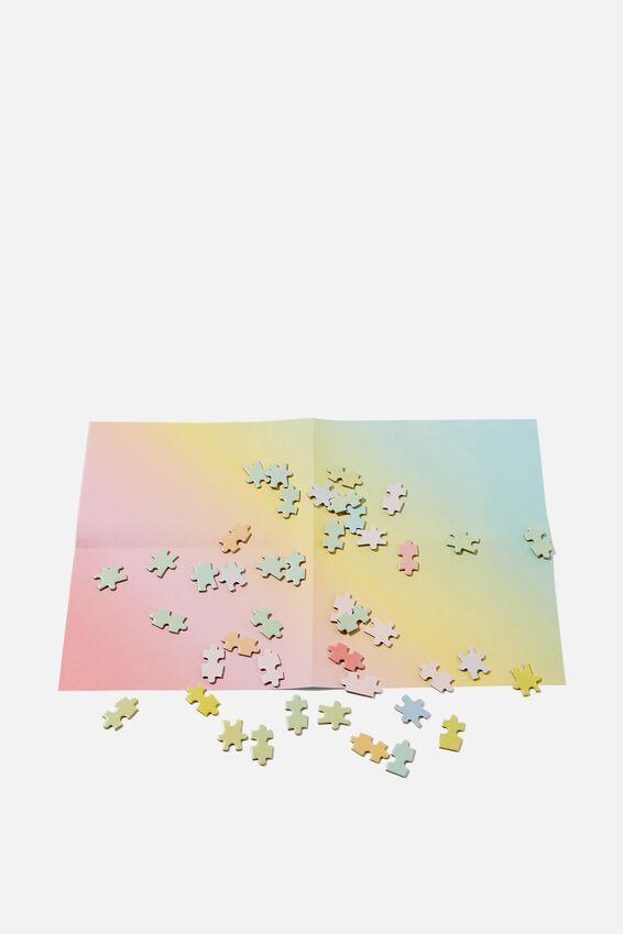 1000 Piece Puzzle, RAINBOW
