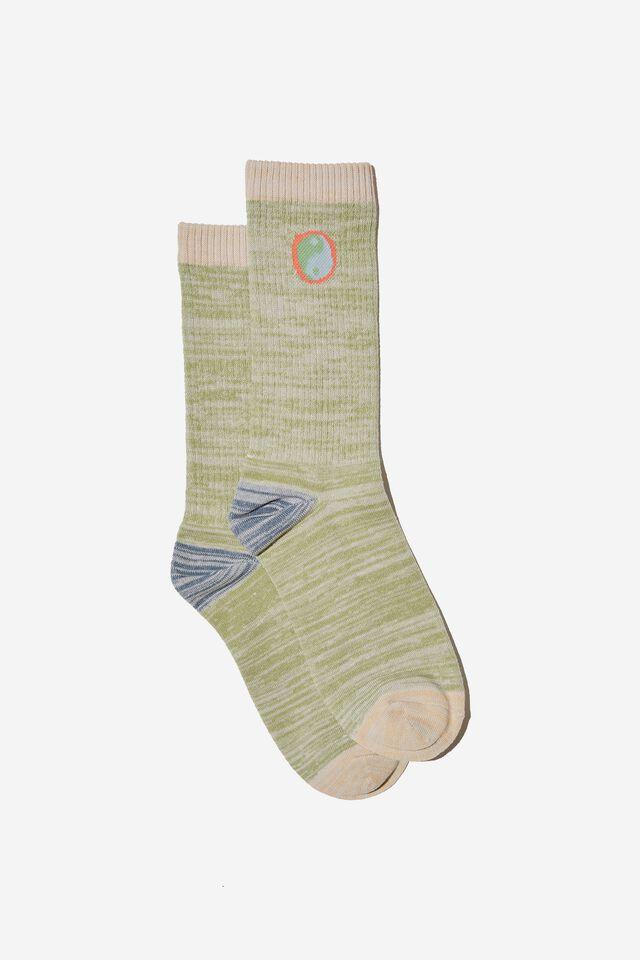 Socks, PEACE MELANGE