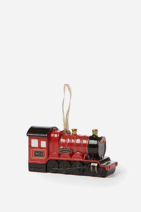 Licensed Christmas Ornament, LCN WB HP HOGWARTS EXPRESS