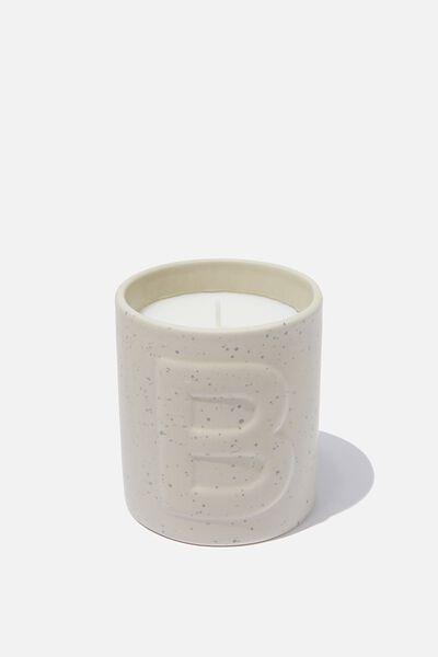 Alpha Candle, B