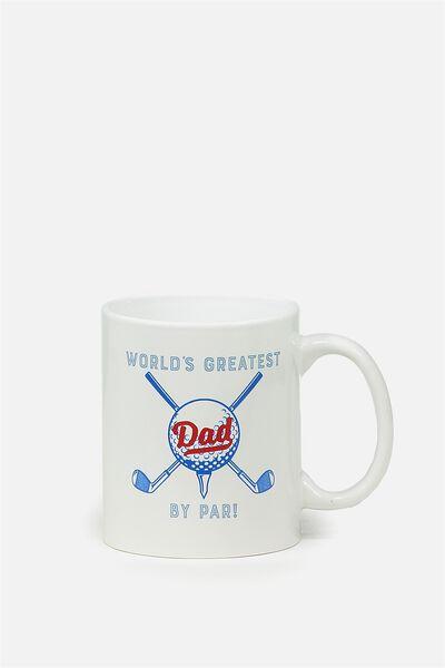 Anytime Mug, GREATEST BY PAR
