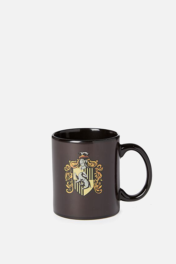 Heat Sensitive Mug, LCN HUFFLEPUFF