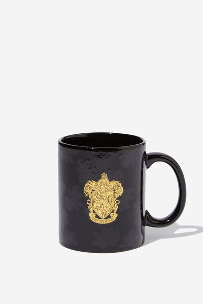 Heat Sensitive Mug, LCN WB HPO GRYFFINDOR