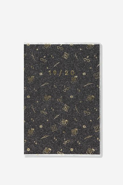 2019 20 A5 Pvc Diary, LCN WB HARRY POTTER YARDAGE