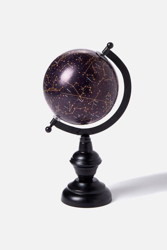World Globe, ZODIAC