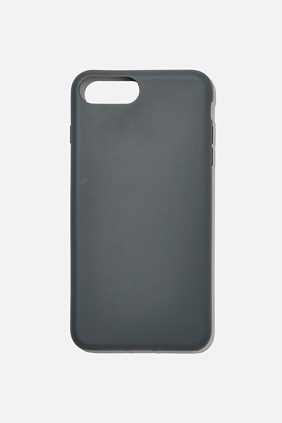 Slimline Recycled Phone Case Iphone 6, 7, 8 Plus, COOL GREY