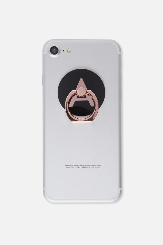 Phone Rings, A ROSE GOLD