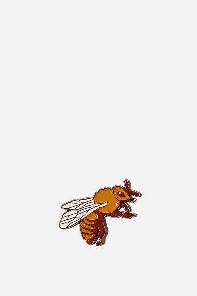 Enamel Stickers, HONEY BEE