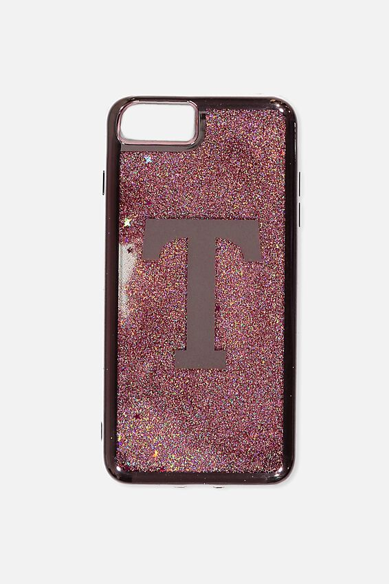 Shake It Phone Case 6, 7, 8 Plus, ROSE GOLD T