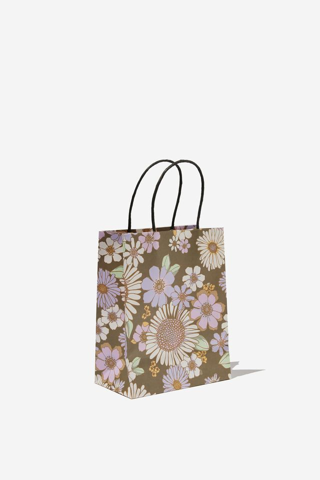 Get Stuffed Gift Bag - Small, SUNNIE FLORAL