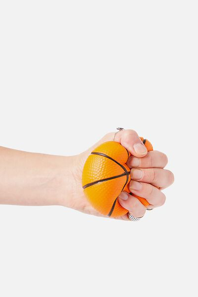 Novelty Squishy, BASKETBALL