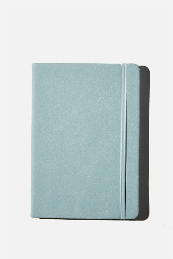 A5 Dot Buffalo Journal, HYAOINTH BLUE