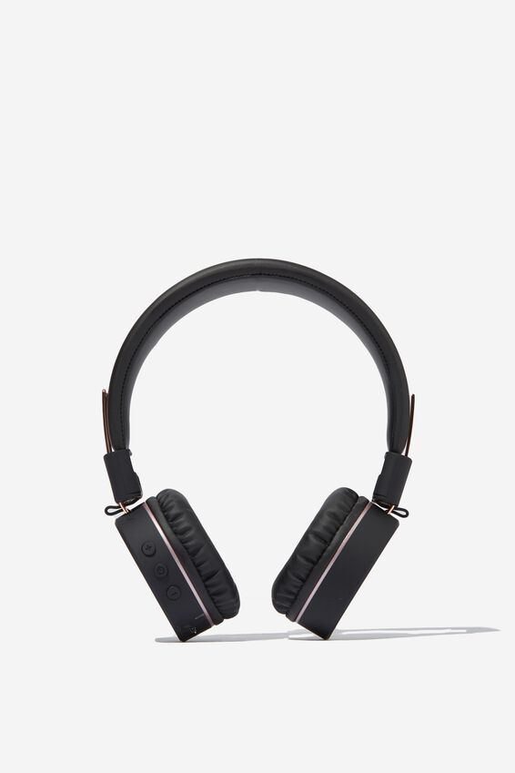 Creative Signal Wireless Headphones, BLACK MARBLE