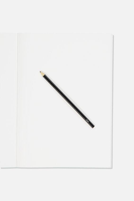 A4 Academy Notebook, DO NO HARM