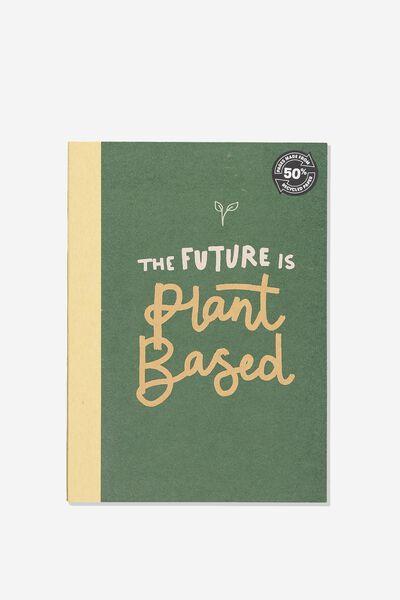 A5 Graduate Journal, PLANT BASED