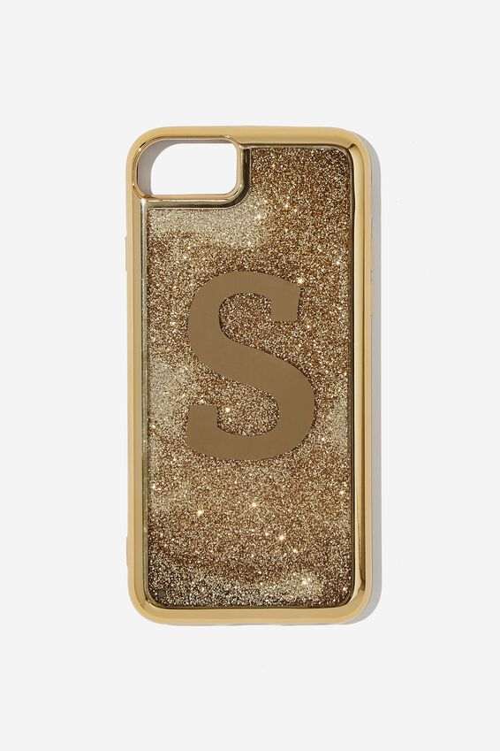 Shake It Phone Case Universal SE, 6,7,8, GOLD S