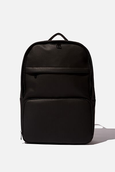 Formidable Backpack 15 Inch, JETT BLACK