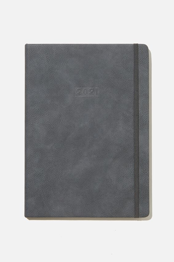 2021 A4 Weekly Buffalo Diary, WELSH SLATE