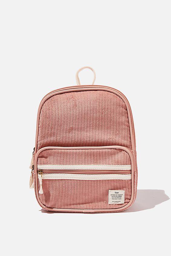 Nano Backpack, NUDE PINK