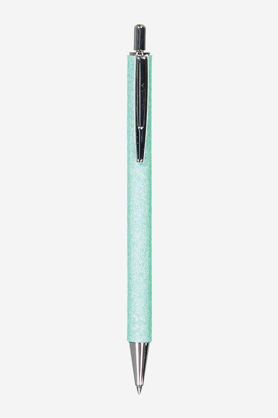 Buffalo Pen, METALLIC GREEN