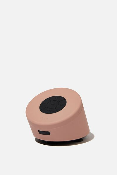 Wireless Shower Speaker, PREMIUM A.T. NUDE PINK