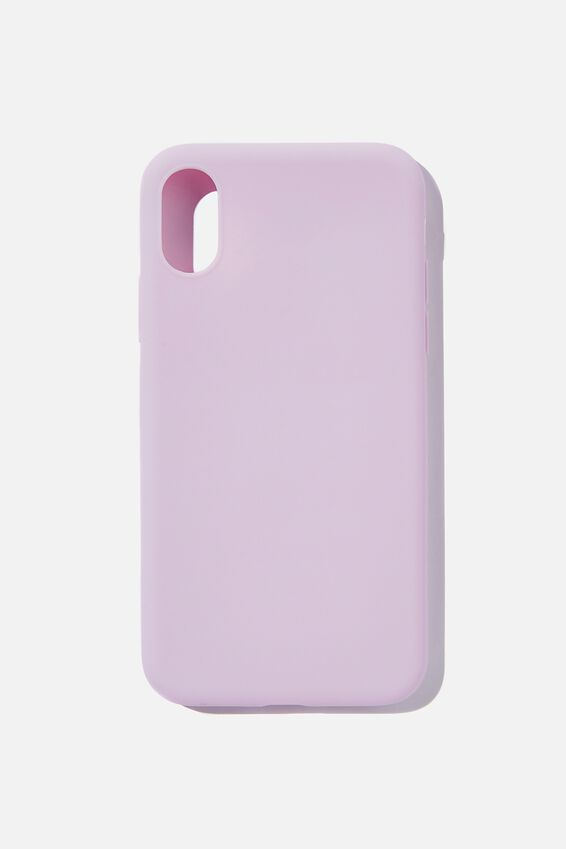 Recycled Phone Case iPhone X, Xs, HEATHER