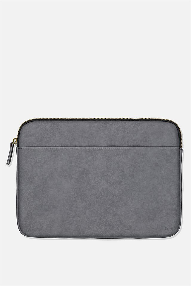 Core Laptop Cover 13 Inch, WELSH SLATE