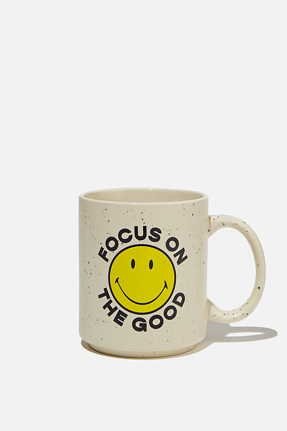 Daily Mug, LCN SMI FOCUS ON GOOD