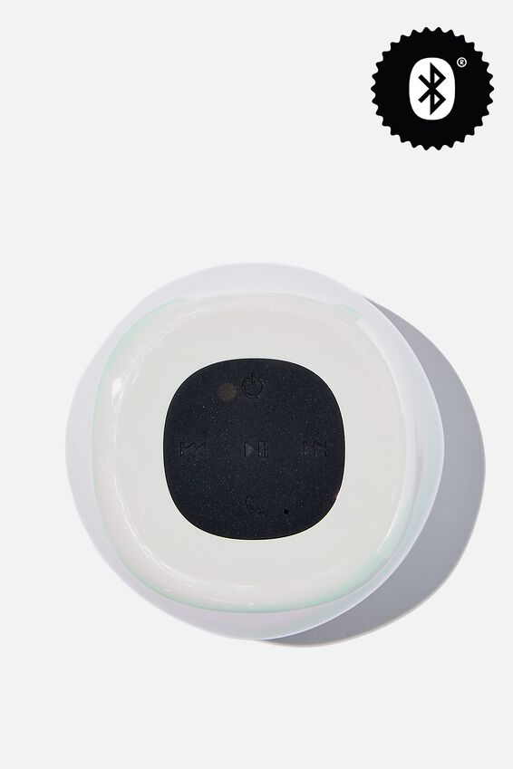 Wireless Shower Speaker, PEARLESCENT 2.0