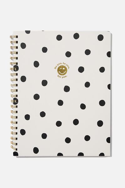 A4 Campus Notebook Recycled, DO YOU