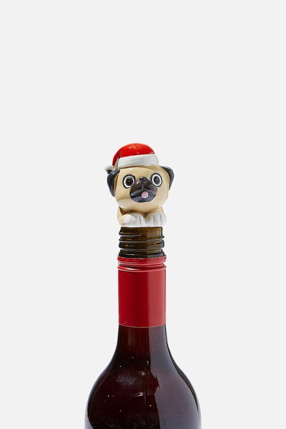Bottle Stopper, PARTY PUG