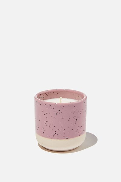 Double Dip Candle, HEATHER