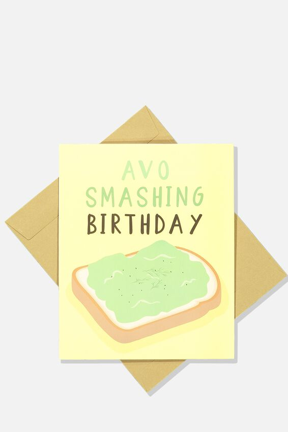Nice Birthday Card | Tuggl