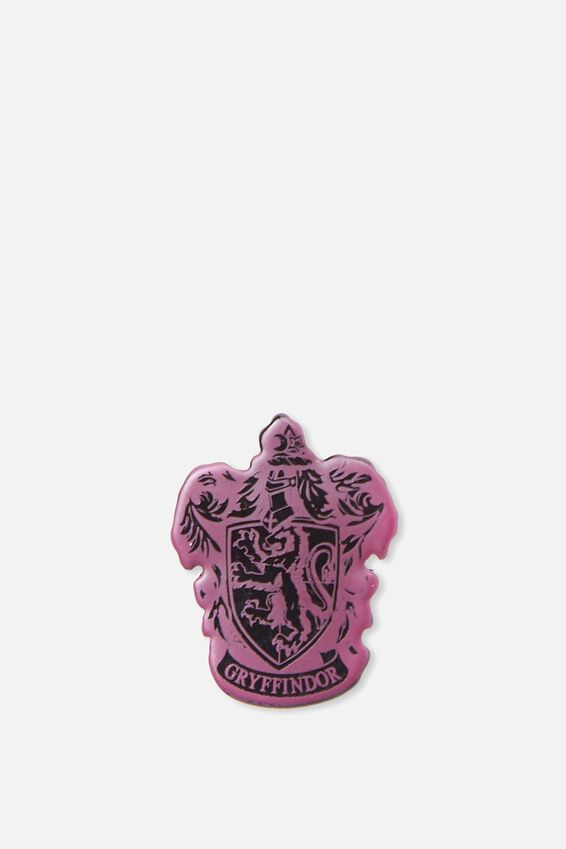 Harry Potter Enamel Badge, LCN GRYFFINDOR