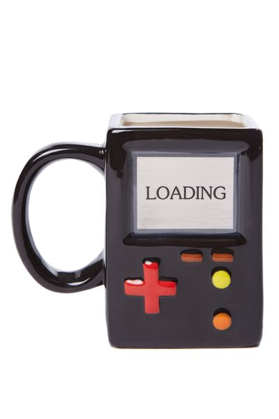 Novelty Shaped Mug, GAMING MUG