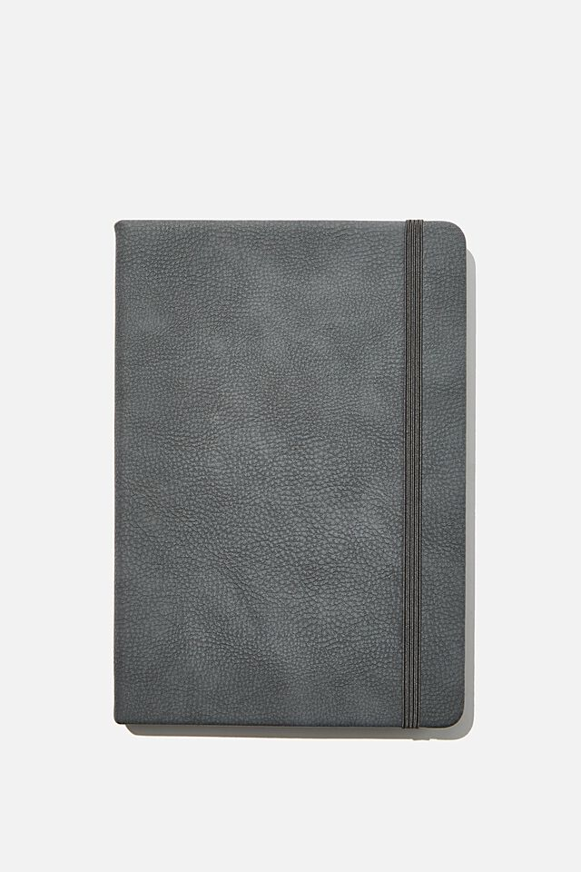 "A5 Buffalo Journal (5.8"" x 8.2""), WELSH SLATE"