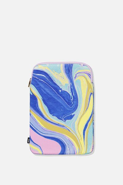 Laptop Sleeve 13 Inch, MAGIC MARBLE