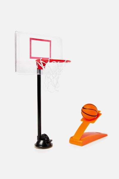 Mini Desktop Games, BASKETBALL