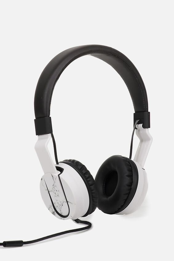 Frequency Headphones, MARBLE