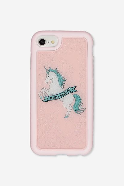 Superior Phone Case Universal 6,7,8, MAJESTIC UNICORN