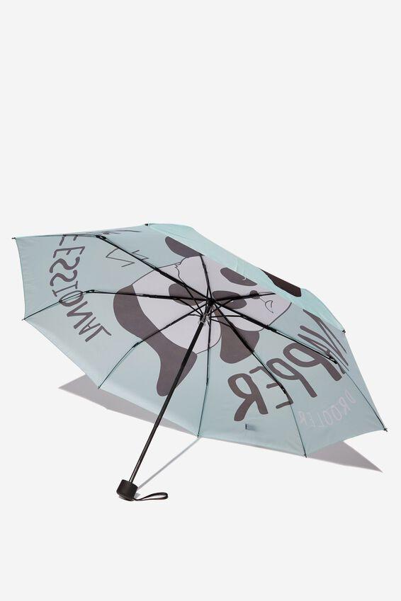 Umbrella, PROFESSIONAL NAPPER