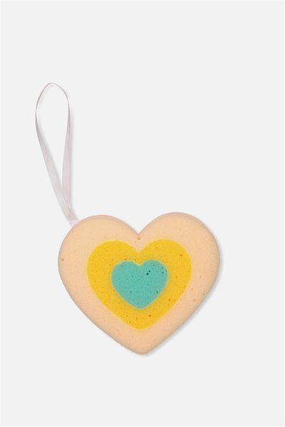 Spongey, HEART