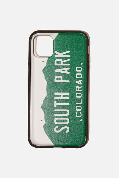 Protective Phone Case iPhone 11, LCN SOU SOUTH PARK COLORADO