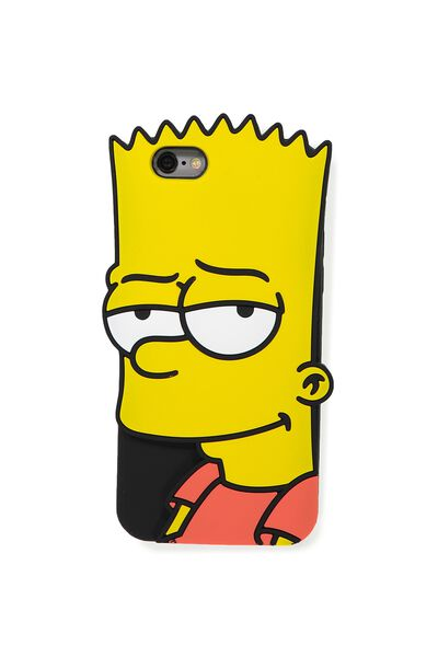 Shaped Silicon Phone Cover 6, LCN BART