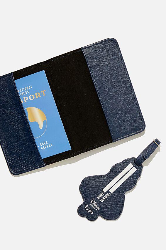 Rfid Passport & Luggage Tag Set, LCN DIS CL ALICE WONDERLAND SET